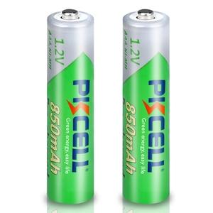 Image 3 - 12PC X PKCELL AAA batterie 850mAh 1,2 v AAA Akku Low selbstentladung Ni Mh Batterien mit 3PC AAA Batterie box fall