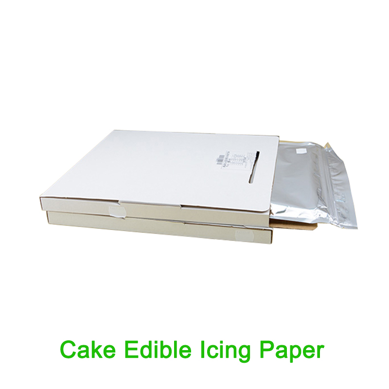 Einkshop Cake Edible Icing Paper For Canon  IP7260 MG5660 Lollipop Chocolate Food Rice Paper Digital Printer