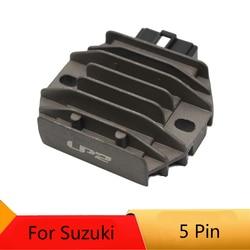 Morii New Voltage Regulator Rectifier Replacement for Suzuki XF650 Freewind 1997-2007 DR650 1996-2012