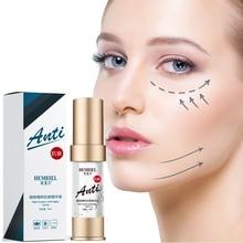 HEMEIEL Plant Essence +Six Peptides Serum Pure Collagen Anti Aging Face Remove Wrinkles Whitening Skin Care Korea Cosmetic