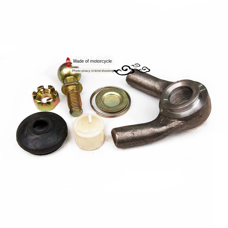 1Set M10 Swing Arm Ball joint Kits Fit For Chinese ATV UTV Go Kart Buggy <font><b>Quad</b></font> Bike Electric Vehicle 250cc <font><b>1000w</b></font> Scooter Parts image