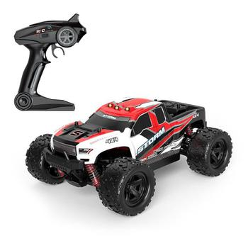 RCtown 1:18 2.4G Four-wheel Drive Off-road High Speed 30KPH Remote Control Electric Car Kids Toy