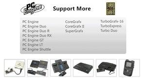 Image 5 - Cartucho de juego 500 en 1 para turbografx, Cartucho para consola de juegos pc engine Turbo GrafX