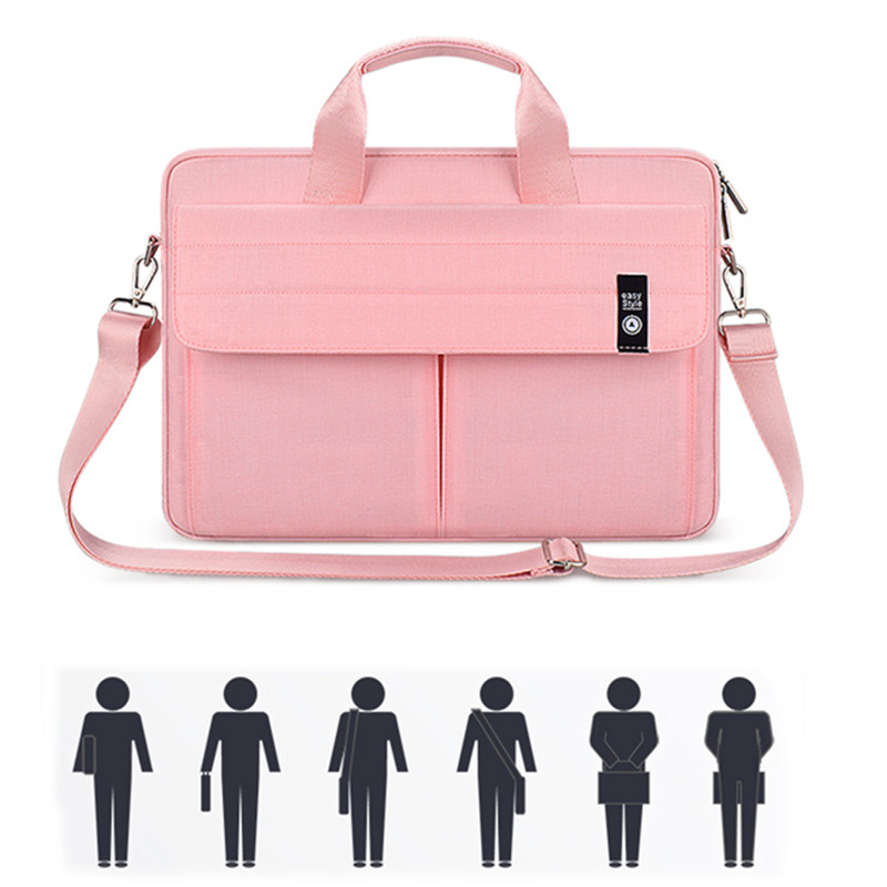 Laptop Bag for <font><b>Xiaomi</b></font> Air Pro 13 Sleeve <font><b>Case</b></font> <font><b>Notebook</b></font> for Macbook Air 11 12 <font><b>Xiaomi</b></font> Mi <font><b>Notebook</b></font> Air 12.5 13.3 <font><b>15</b></font> inch Handbags image