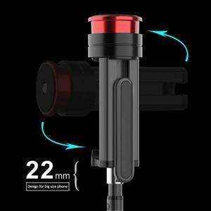 Image 2 - Lewinner LW 202pro esporte tudo em um portátil bluetooth tripé selfie vara monopé para gopro 7 6 5 esportes ação 1/4 parafuso vista