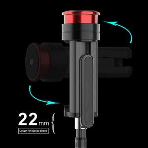 Image 2 - Lewinner trípode deportivo todo en uno palo Selfie monópode con bluetooth, para Gopro 7 6 5, 1/4