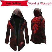 Christmas-Clothes Naruto Tribal Demon Slayer Long-Sleeve World-Of-Warcraft Cosplay Overcoat