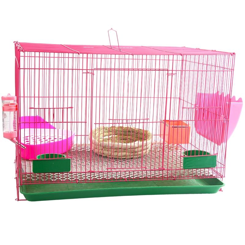Rabbit Cage Extra Large Rabbit  Dutch Pig Mouse Drooping  Breeding  Pet   Rat Nest