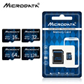 100% оригинальная карта Micro SD 128 ГБ с бесплатным адаптером, карта памяти/TF, sd-карта 16 ГБ 32 ГБ 64 ГБ, карта памяти класса 10