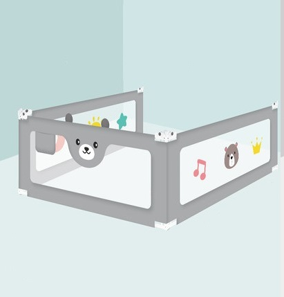 Portable Travel Bed Guardrail Baby Playpen Baby Bed Safeti Rails Security Bed Fence Playard To Protect Baby Fall Off From Bed