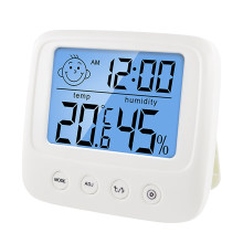 Digital LCD Indoor Convenient Temperature Sensor Humidity Meter Thermometer Hygrometer Gauge
