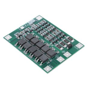 Балансирующая плата защиты литий-ионных аккумуляторов 40A 18650, плата защиты печатных плат, балансная зарядка BMS для электродвигателя 14,8 в 16,8 в