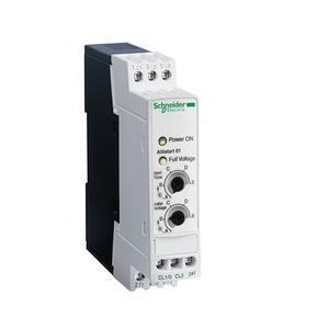 새로운 ATS01N106FT 3 상 소프트 스타터 3kW 200-480V 단상 0.75kW 6A 230V 방열판 비동기 모터 소프트 스타트