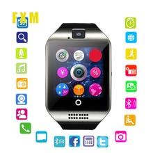 2020New Multifunctional electronic watch Q18 Smart Wearable Phone Watch Motion Bluetooth Card Multinational Language