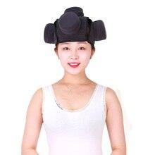 SHARE HO бездымный мешок стальная коробка для прижигания головы отопление Acupuntura китайская мокса терапия мигрень головные боли