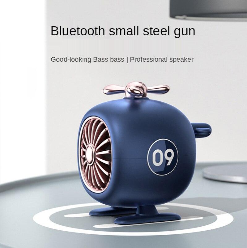 Инновационные Bluetooth-колонки, портативные мини-колонки для вертолета, Симпатичные наружные Беспроводные динамики для самолета