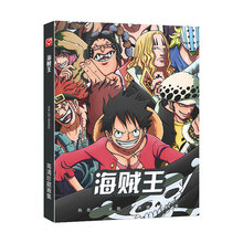 One Piece Art Book Anime Colorful Artbook Limited Edition Collector's Edition Picture Album Paintings
