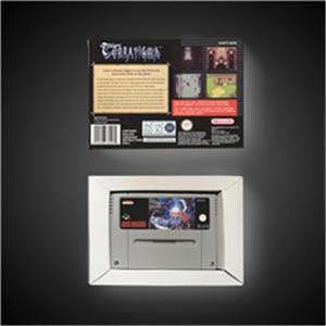 Image 5 - Terranigma EURรุ่นRPGเกมประหยัดแบตเตอรี่ขายปลีกกล่อง