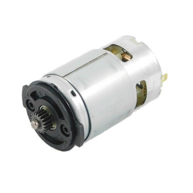 Genuine Original 18 Teeth Motor For DeWALT 18V DCD771 DCD771C2 DCD771KS TYPE1 TYPE10 N279939 N362741 N440316 Drill Screw Driver