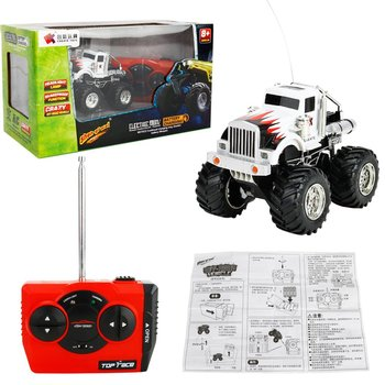 RC Toy Cars High Speed Electric Off-road RC Car 8013 1/43 40 Mhz/27 Mhz 4CH  Rechargeable Off-road Model Toys for Children Gift недорого