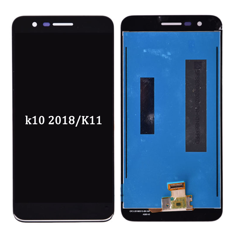 Original For LG k10 2018 LCD Display with Touch Screen k10 2018 k11 display screen with frame Digitizer Assembly Free shipping|Mobile Phone LCD Screens| |  - title=