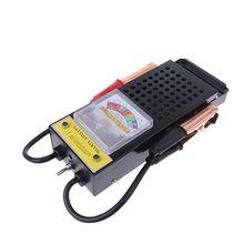 6 فولت/12 فولت سيارة جهاز اختبار حمل البطارية نظام شحن المولد اختبار سيارة شاحنة