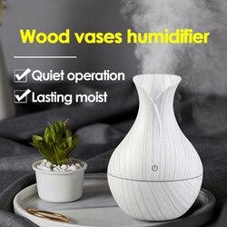Mini nawilżacz powietrza ultradźwiękowy rozpylacz zapachów mgły USB dyfuzor olejków eterycznych nawilżacz z funkcją aromaterapii dla Home Car Office|Nawilżacze powietrza|   -