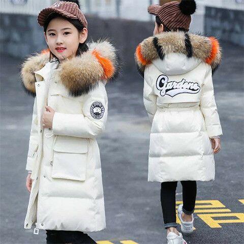 Детская одежда с хлопковой подкладкой длинная хлопковая стеганая куртка для девочек Новинка 2019 года, детская одежда в Корейском стиле зимнее пальто для девочек on Aliexpress.com | Alibaba Group