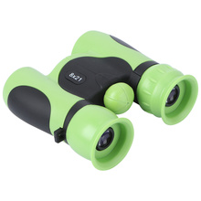 8x21 Children Binoculars Optical Lens Colorful Portable Telescope Science Experiment for 3 Year Old Boys Gifts Brinquedos (G