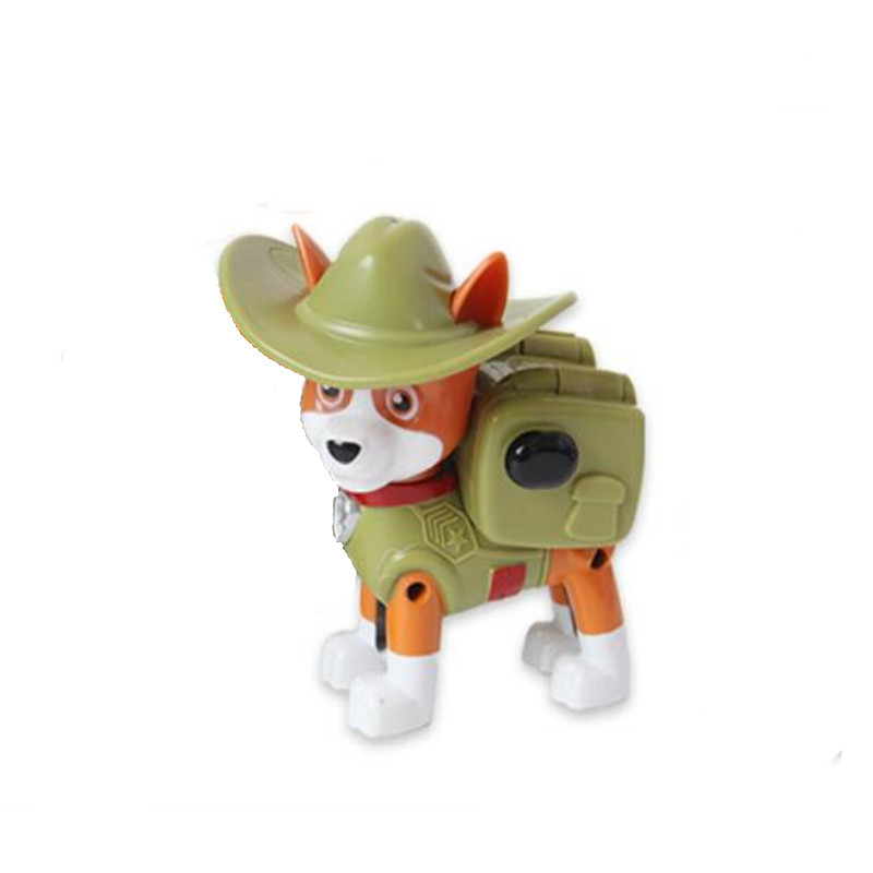 Hot Sell New Styles Paw Patrol Dog Kids Toys Patrulla Canina Action Figure Model Children Toys Best Gifts