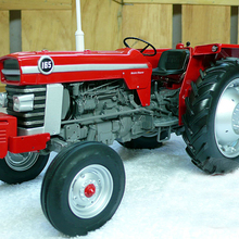 Специальное предложение fine 1:16 4052 M F 165 III Ретро сельскохозяйственный трактор модель автомобиля Сборная модель из сплава