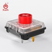 Kailh الشوكولاته V2 الانظار لوحة المفاتيح الميكانيكية التبديل الأحمر/البني/الأزرق للوحة المفاتيح الميكانيكية الخلفية