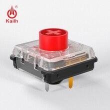 Kailh chocolate V2 Interruptor de Teclado mecánico de bajo perfil, rojo/marrón/azul, para teclado mecánico retroiluminado