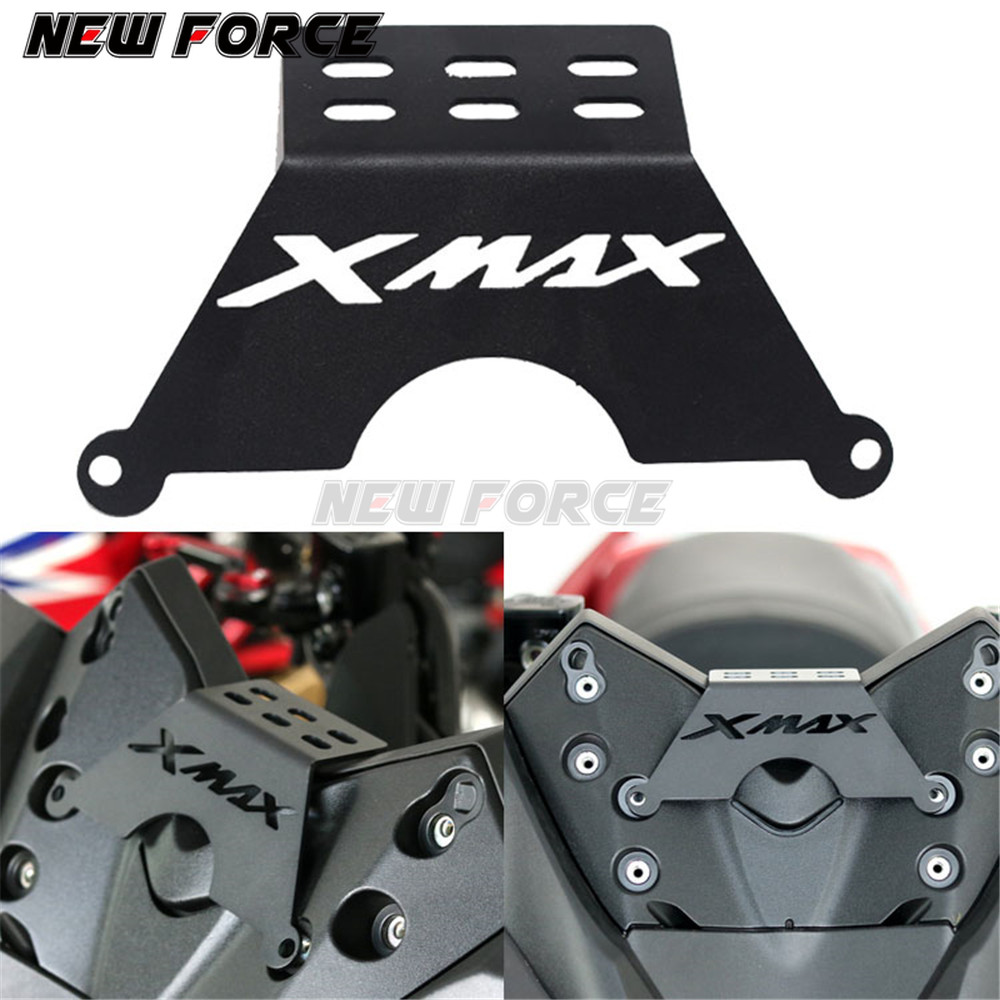 For Yamaha <font><b>XMAX</b></font> <font><b>Phone</b></font> <font><b>Holder</b></font> XMAX250 XMAX300 <font><b>XMAX</b></font> 250 <font><b>300</b></font> Stand <font><b>Holder</b></font> Smartphone <font><b>Phone</b></font> <font><b>Holder</b></font> Stand GPS Navigator Plate Bracket image