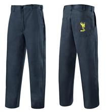 FR Clothing Trousers Flame Retardant Welding Cotton Coverall  Clothes
