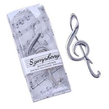 Abrebotellas De notas musicales De acero inoxidable, Abridor De cerveza, herramientas De...