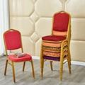 Hotel Banket Stoel crown vergadering VIP stoel aluminium hotel stoel hotel eettafel stoel algemene stoel
