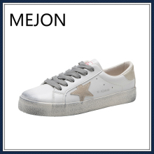 Women Flat Cartoon Canvas Shoes 2020 New Summer White Lace U