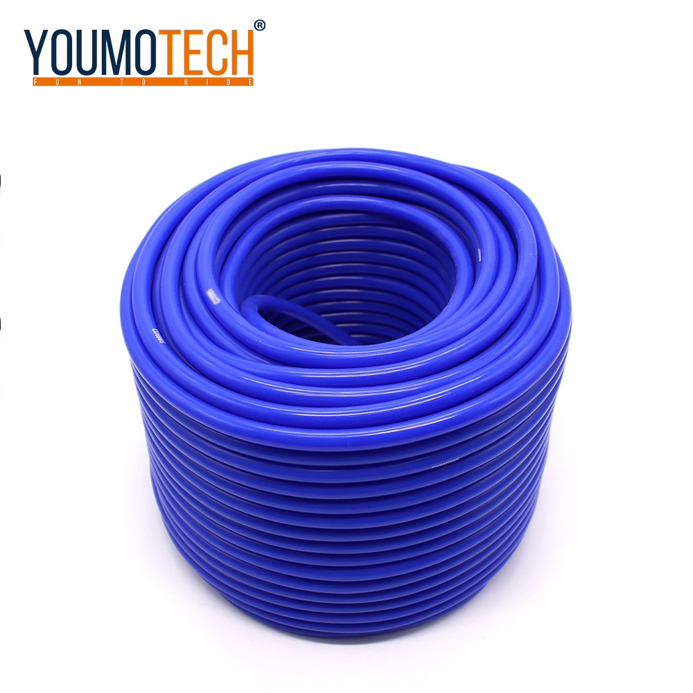 Car-Styling 5 Meters Air Intake Vacuum Pipe 3mm/4mm/6mm/8mm For VOLVO S60 Hybrid S60 Cross Country Xc90 Hybrid For MAZDA Etc.