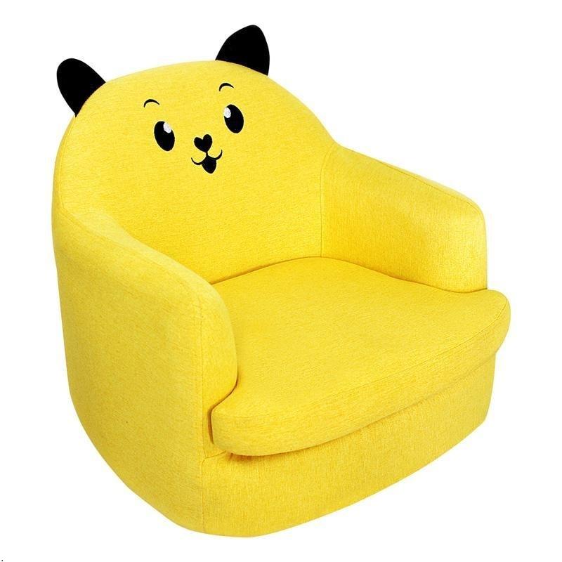 Small Pufy Do Siedzenia Cameretta Bimbi Princesa Bedroom Silla Relax Cute Chair Baby Infantil Children Chambre Enfant Child Sofa