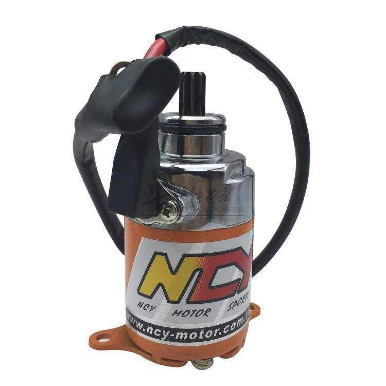 Starter, for GY6 125,150,200, Kymco G3, high power starter, tuning starter, gy6, racing, tuning, parts