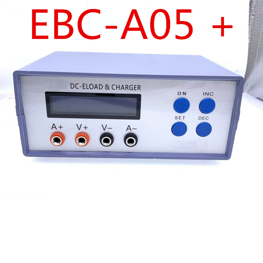 Electronic Load Battery Tester Battery Power for Mobile Battery 5V New EBC-A05