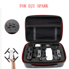 DJI ניצוץ מים עמיד מקרה תיבת ספארק סוללה שלט רחוק אביזרי לdji ניצוץ Drone תיק אחסון תיבה