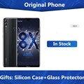Оригинальный Honor 8X Max, 4G, LTE мобильный телефон Snapdragon 636/660 Android 8,1 7,12