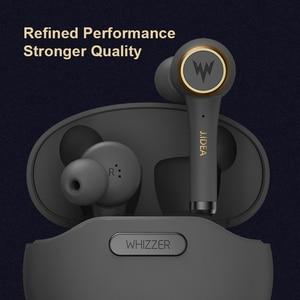 Image 2 - WHIZZER TP1S Upgrade  Head phones Bluetooth 5.0  Earphones 3D Stereo Wireless Earphones наушники беспроводные IPX5 Touch Control