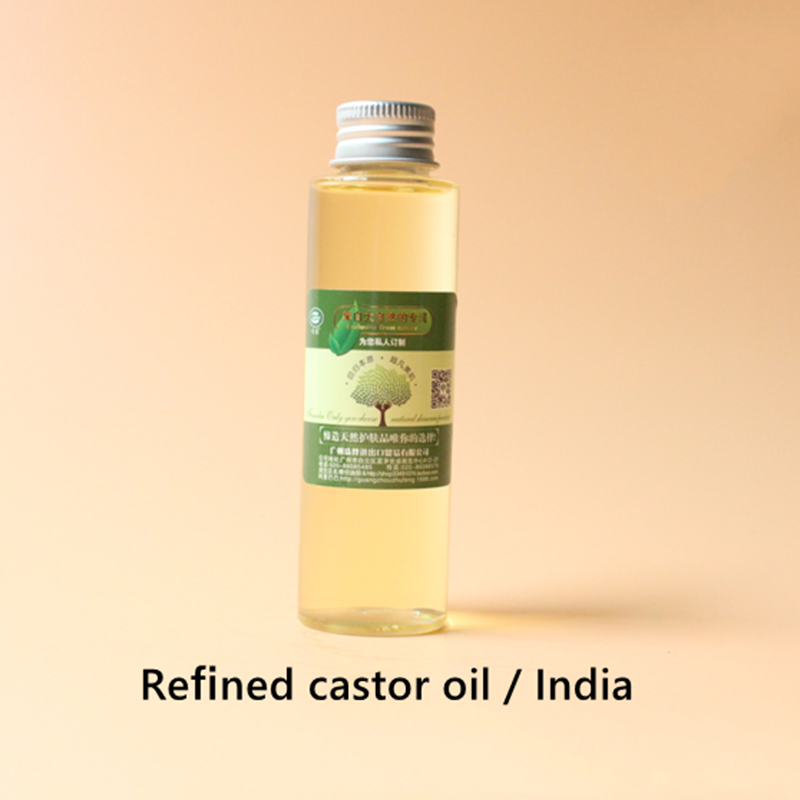 Купить с кэшбэком Refined castor oil India can strengthen skin cells against free radicals. Whitening, anti-oxidation, anti-aging, eliminate skin