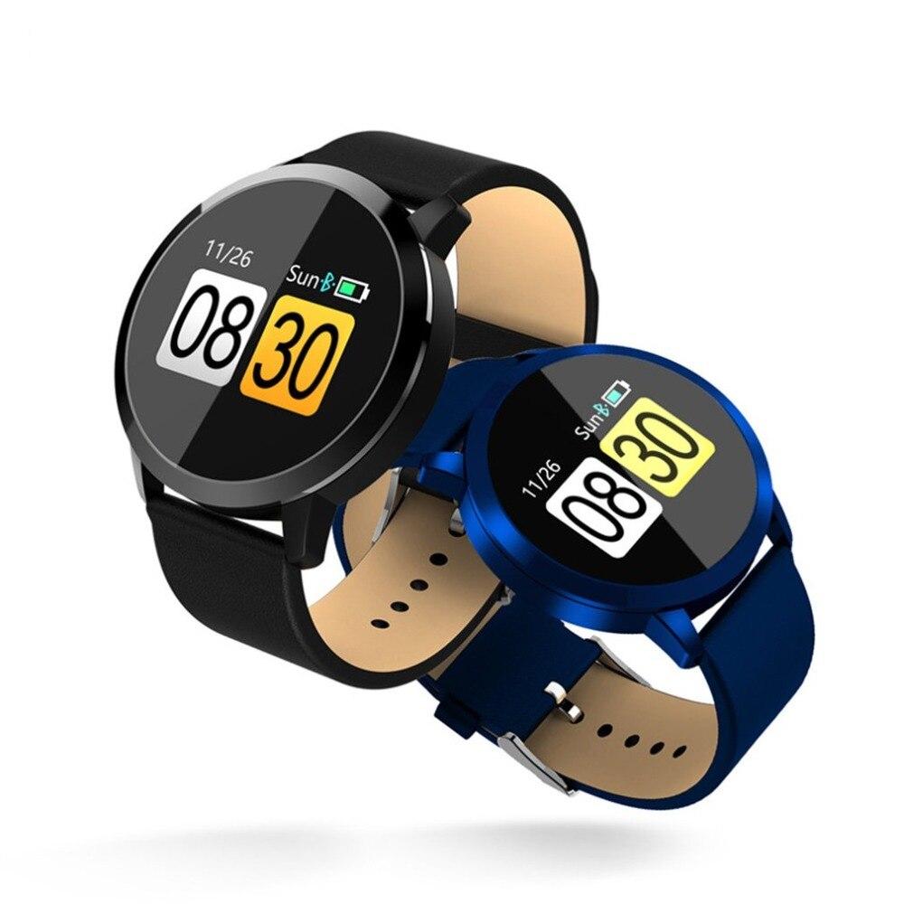 W1 Smart Watch Waterproof IP67 Heart Rate Monitoring Blood Pressure Oxygen Bluetooth Anti-lost Sports Watch