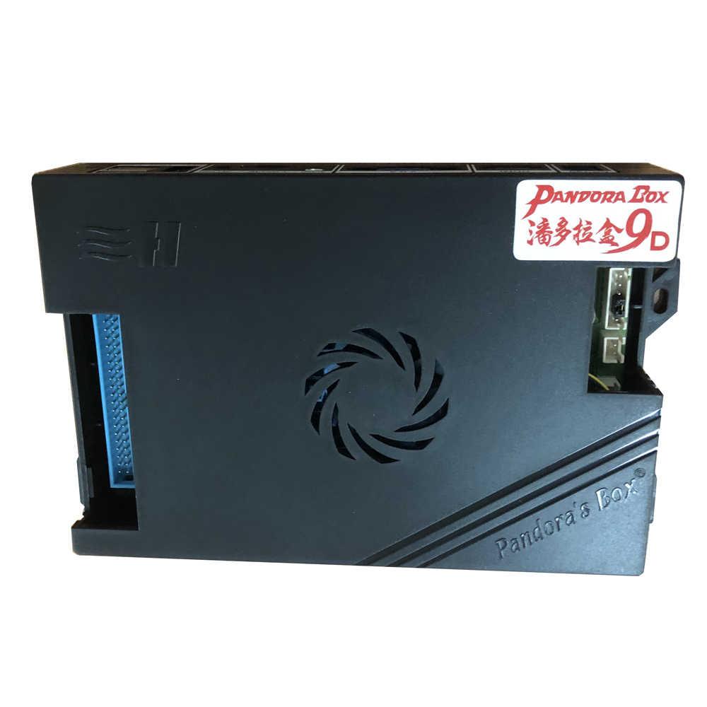 Kit de jeu d'arcade Pandora boîte 4S Multi 2500 en 1 Jamma jeu Pcb avec harnais
