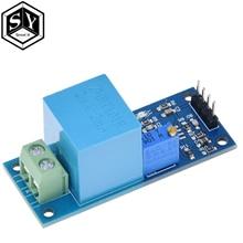 Capteur de tension de sortie ca de Module de transformateur de tension monophasé actif pour Arduino Mega ZMPT101B 2mA