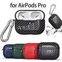 For Airpods pro 2019 Case with Keychain Luxury Cover for apple Air pods pro Accessories for